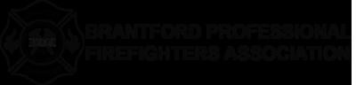 Brantford Fire Fighters Association Logo
